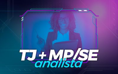 TJ + MP/SE: Analista